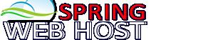 Spring Web Host logo
